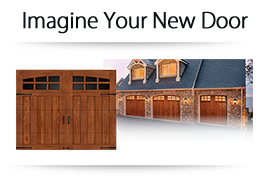 View Clopay Garage Doors on your own home using our Visualizer tool.